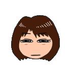 女々ちゃん(個別スタンプ:05)