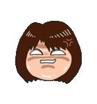 女々ちゃん(個別スタンプ:08)
