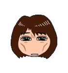 女々ちゃん(個別スタンプ:11)