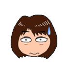 女々ちゃん(個別スタンプ:13)
