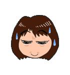 女々ちゃん(個別スタンプ:14)