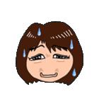女々ちゃん(個別スタンプ:15)