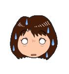 女々ちゃん(個別スタンプ:16)