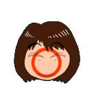 女々ちゃん(個別スタンプ:17)