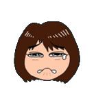 女々ちゃん(個別スタンプ:21)