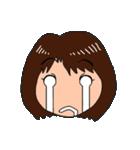 女々ちゃん(個別スタンプ:24)