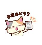 Couple Cat(夫婦ねこ)パート3(個別スタンプ:19)