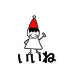 三角帽子のノーム(個別スタンプ:4)