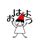 三角帽子のノーム(個別スタンプ:12)