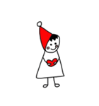 三角帽子のノーム(個別スタンプ:14)