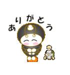 フンコロちゃん&かめ吉(個別スタンプ:08)