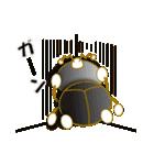 フンコロちゃん&かめ吉(個別スタンプ:15)