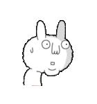 ウサギです。その2(個別スタンプ:15)