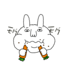 ウサギです。その2(個別スタンプ:17)