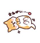 ころころ柴犬(個別スタンプ:03)