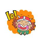 lol ろ LOL ロ Llo(個別スタンプ:01)