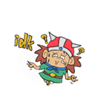 lol ろ LOL ロ Llo(個別スタンプ:18)