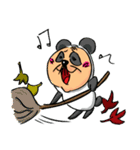 着ぐるみおじさん(第五弾)【秋•冬 編】(個別スタンプ:12)