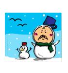 着ぐるみおじさん(第五弾)【秋•冬 編】(個別スタンプ:35)