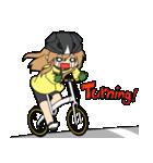 サイクリングスタンプ自転車好きな人向けV3(個別スタンプ:02)