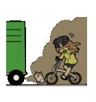 サイクリングスタンプ自転車好きな人向けV3(個別スタンプ:03)