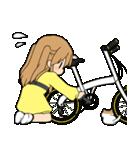 サイクリングスタンプ自転車好きな人向けV3(個別スタンプ:04)
