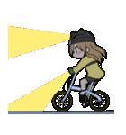 サイクリングスタンプ自転車好きな人向けV3(個別スタンプ:12)