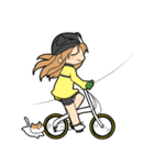 サイクリングスタンプ自転車好きな人向けV3(個別スタンプ:29)