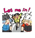 サイクリングスタンプ自転車好きな人向けV3(個別スタンプ:35)