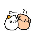 Merry家 ぽっちゃりうさぎとネコと犬(個別スタンプ:18)