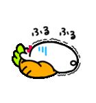 Merry家 ぽっちゃりうさぎとネコと犬(個別スタンプ:30)