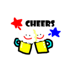ケダマンズ(個別スタンプ:22)
