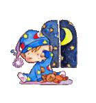 ロイとレオンの真夜中の星空会(個別スタンプ:28)