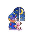 ロイとレオンの真夜中の星空会(個別スタンプ:32)