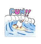 サーフィンたまざぶろう(個別スタンプ:18)