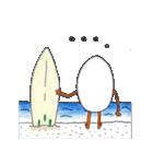 サーフィンたまざぶろう(個別スタンプ:27)