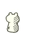 デイリーライフくまさん(クラフト編)(個別スタンプ:13)
