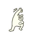 デイリーライフくまさん(クラフト編)(個別スタンプ:21)