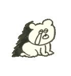 デイリーライフくまさん(クラフト編)(個別スタンプ:23)
