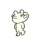 デイリーライフくまさん(クラフト編)(個別スタンプ:26)