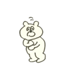 デイリーライフくまさん(クラフト編)(個別スタンプ:27)