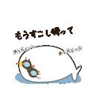 毒舌あざらし5(個別スタンプ:16)