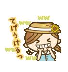 宮崎弁のゆるかわいい女の子★(個別スタンプ:5)