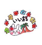 可愛いカラフルハッピーアニマルズ♪第三弾(個別スタンプ:09)