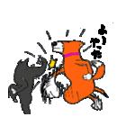 ゆる犬 茶々々の佐賀弁01(個別スタンプ:10)