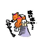ゆる犬 茶々々の佐賀弁02(個別スタンプ:10)