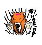 ゆる犬 茶々々の佐賀弁02(個別スタンプ:18)