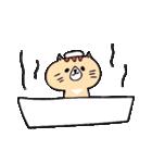 フサフサマユゲのネコさん(個別スタンプ:07)