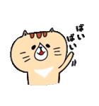 フサフサマユゲのネコさん(個別スタンプ:15)