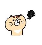 フサフサマユゲのネコさん(個別スタンプ:20)
